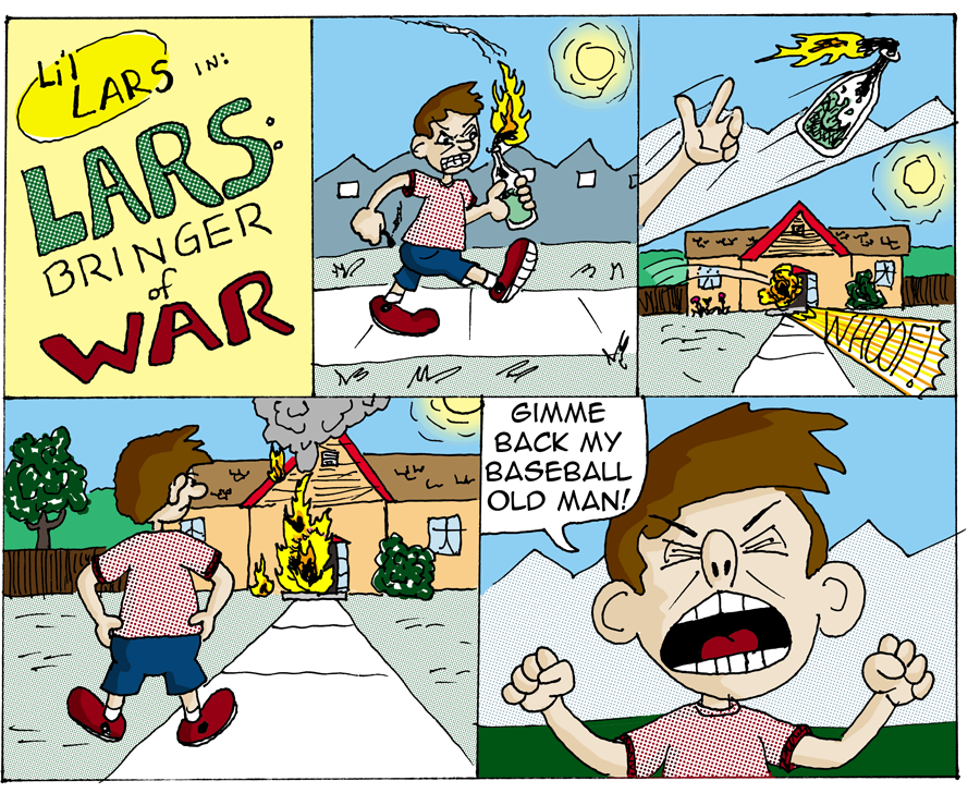 Lars: Bringer of War