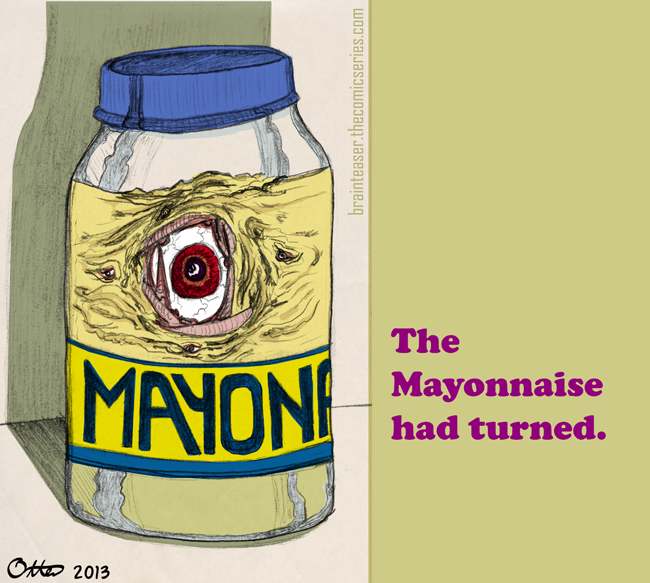 Hold the Mayo
