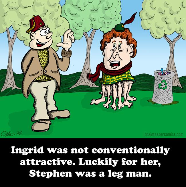Leg Oh!