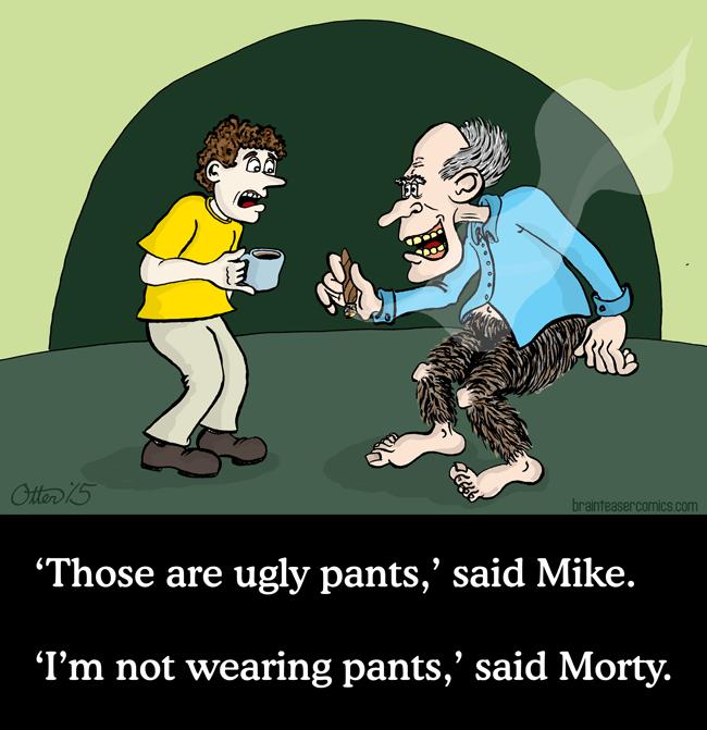 Pants Rants